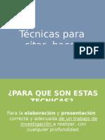 Imprimir Gestion Tecnicas
