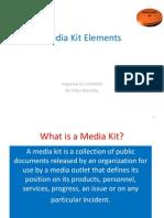 Media Kit Elements