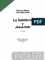 032 La Sabiduria de Jesucristo Varios Autores