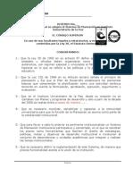 Acuerdo x Cual Se Adopta Sistema de Planeacion Institucional