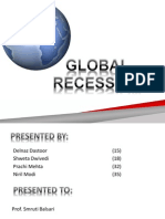 Final Global Recession 2003