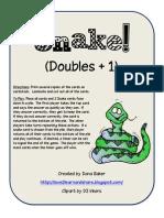 Doubles + 1