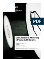 I Marketing Comunicacion IEDMadrid