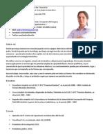 Andres Fiorotto - Curriculum Vitae