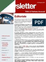 Newsletter T&P N°50