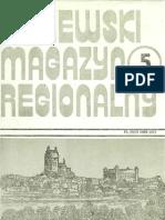 Kociewski Magazyn Regionalny Nr 5