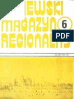 Kociewski Magazyn Regionalny Nr 6