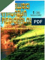 Kociewski Magazyn Regionalny Nr 36