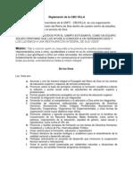 reglamento de Elecciones CBU VILLA