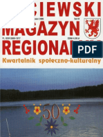 Kociewski Magazyn Regionalny Nr 50