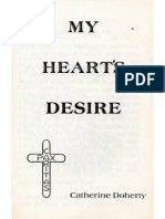 My Hearts Desire- Catherine Doherty