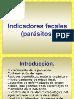 Indicadores fecales (parasitos)
