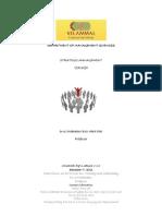 Strategic Management Notes for Anna University