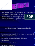 Componentes Del to Did Ctico Power Point