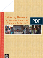 World Bank Defining Heroes