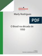 o Brasil Em 1950 Revista
