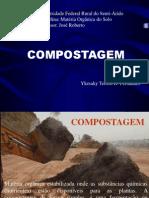 Aula Compostagem - Ykesaky