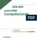 Auditoria Em Sistemas Computacionais