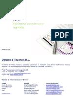 Peru Panorama Economico Sectorial Final 050509