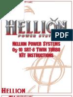 Hellion Turbo Install