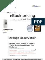 Pricing Final Presentation eBook