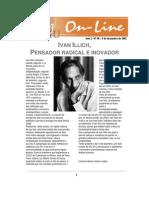 Ivan Lllich o Pensador Radical