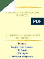 El DiseÑo y La Construccion de Objetos