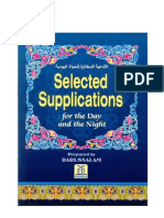 60557923 Selected Supplications