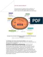 Mecanismos de ação dos antimicrobianos