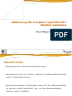 Falsified Medicines