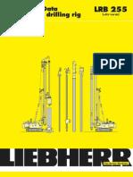 Hydraulic Diagram for Liebherr 544