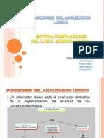 Funciones Del Analizador Lexico (1)