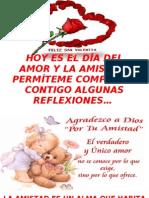 .DÍA DEL AMOR Y LA AMISTAD REFLEXIONES SINCERAS... JPH