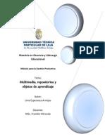 Multimedia Repositorios y Oa