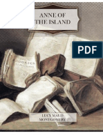 Anne of the Island - Lucy Maud Montgomery