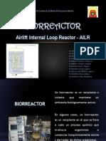 Airlift Internal Loop Bio Reactor