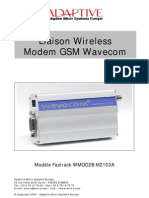 Wireless GSM Wavecom V1-2