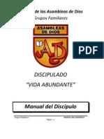 Manual Del Discipulo