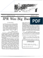 IPR Was Big Business