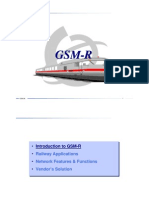 GSM R Overview