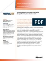 Georgia Tech - RDS Case Study[1]