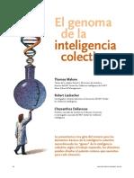 El Genoma de La Inteligencia Colectiva