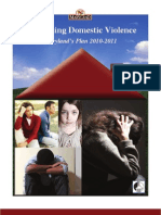 Addressing Domestic Violence - Maryland's State Plan
