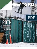 Snowboard Colorado Magazine (V1I1)