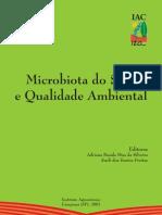 7981055 Livro Microbiota Do Solo e Qualidade Ambiental