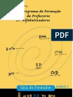 GUIA DE FORMAÇÃO DE PROFESSORES