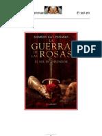 Libro La Guerra de Las Rosas