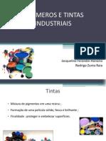 POLÍMEROS E TINTAS INDUSTRIAIS