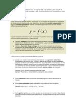 Función matemática