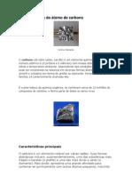 Características do carbono